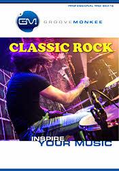 Groove Monkee releases Classic Rock MIDI Drum Loops - Get 25
