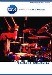 Groove Monkee - 200 Free MIDI Drum Loops (Mac/Windows - Free