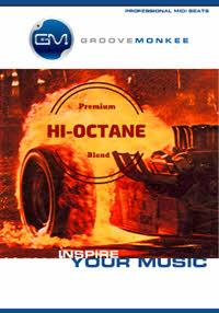 Groove Monkee releases Hi-Octane MIDI Drum Loops - Get 25